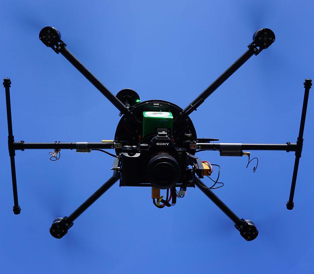 Luftbilder und Vermessung