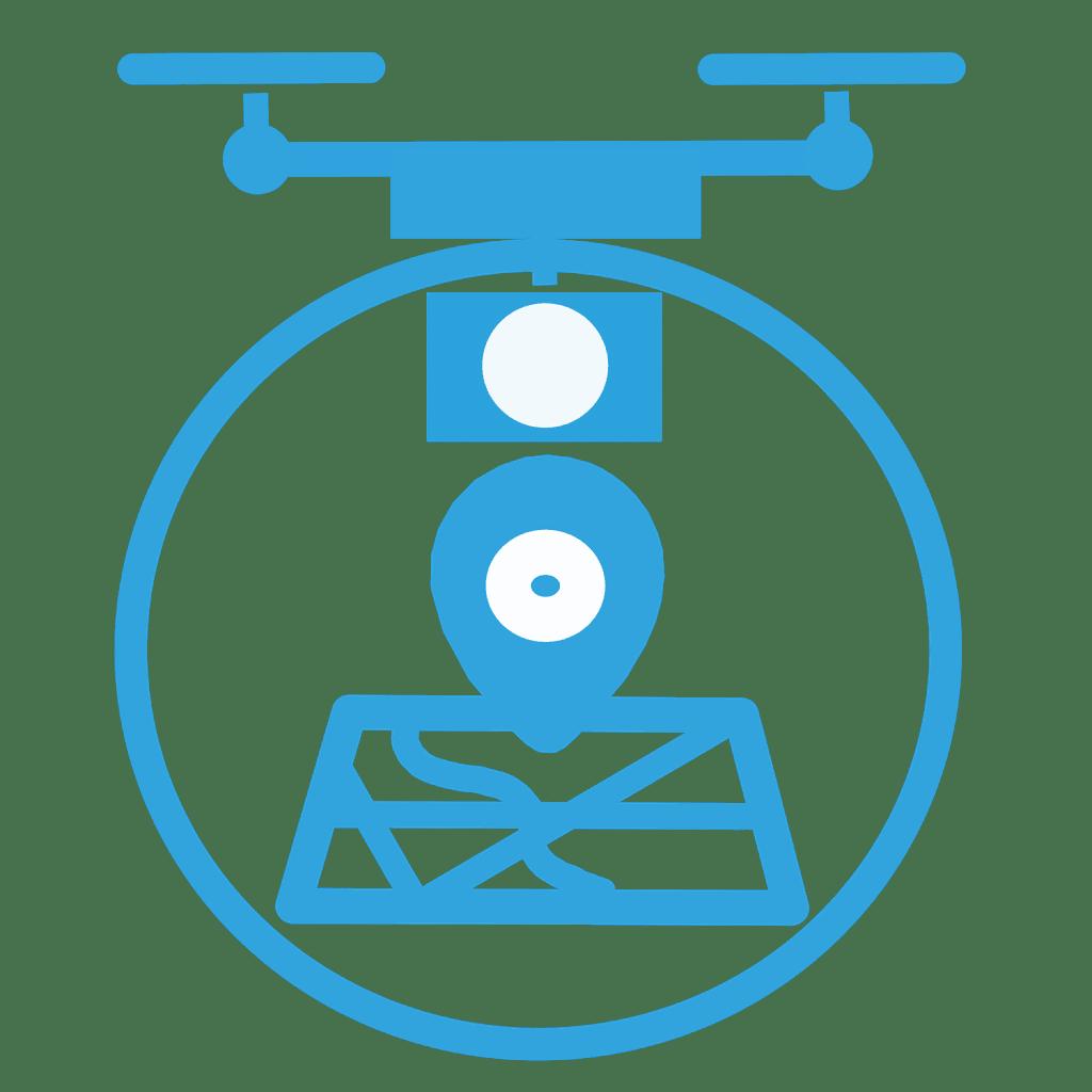 Vermessung per Multicopter (Drohne)